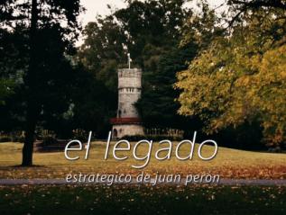 El Legado, estratégico de JuanPerón